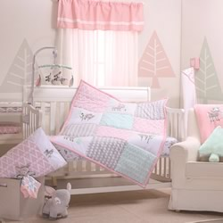 Oh Deer Nursery Set