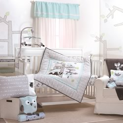 Tree House Nursery Set