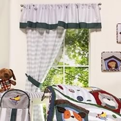 Puppy Pals Curtains
