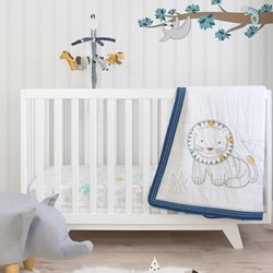 Urban Safari Nursery set