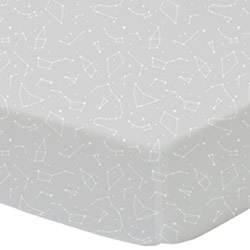 Constellation Cot Sheet