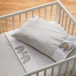 Naturi Cot Sheet Set