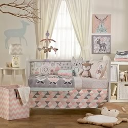 Sparrow Nursery Set