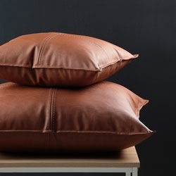 Exeter Tan European Pillowcase