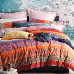 India Spice Quilt Cover Set