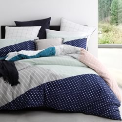 Arlo Scandi Quilt Cover Set