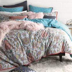 Bindhi Quilt Cover Set