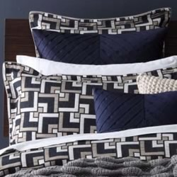 Brooklyn Denim European Pillowcase