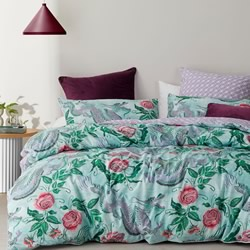 Dragon Jade Quilt Cover Set