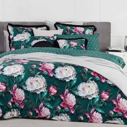 Elsa Jewel Quilt Cover Set