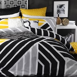Scout Yellow Quilt Cover Set
