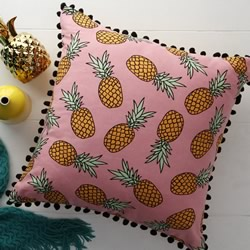 Troppo Pink Cushion