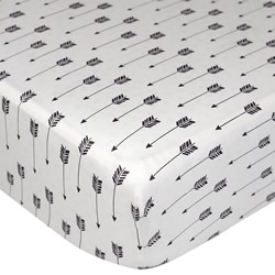 Arrow Cot Fitted Sheets