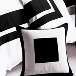 Abel White Cushion
