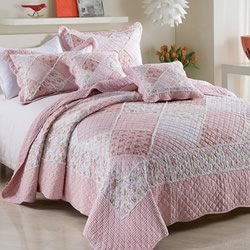 Aileas Whisper Coverlet Set