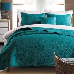 Baroque Bimini Coverlet Set