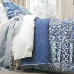 Spain Horizon Coverlet Set