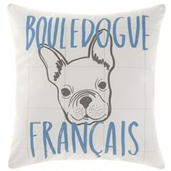 Bouledogue Cushion