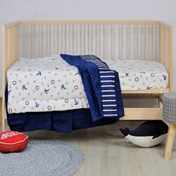 Anchor Cotton Minky Cot Quilt