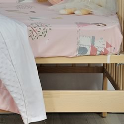 Enchanted Cot Fitted Sheet