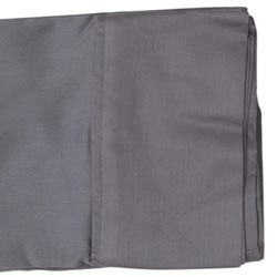 Charcoal Organic Cotton Sheet Set