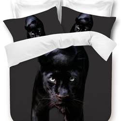 Panther Quilt Cover Set