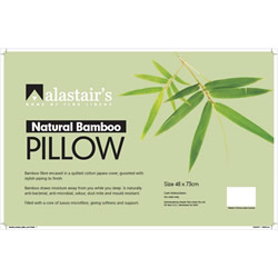Natural Bamboo Pillow