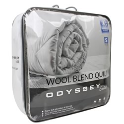 300GSM Essential Wool Blend Quilts