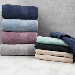 Bondi Zero Twist Towels