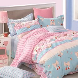 Cupcakes Quilt Cover Set
