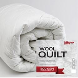 Killarney 500GSM Wool Quilts