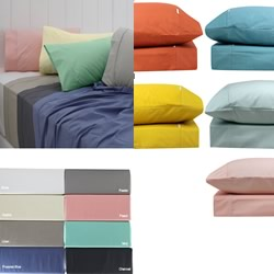 250TC Breathe Bed Sheet Set