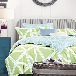 Mollymook Quilt Cover Set