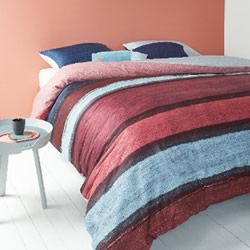 Oilily Rustic Lines Quilt Cover Set