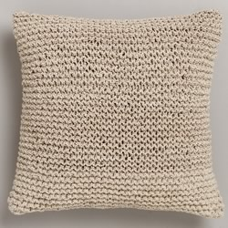 Cove Natural Cushion