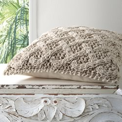 Panama Natural Cushions