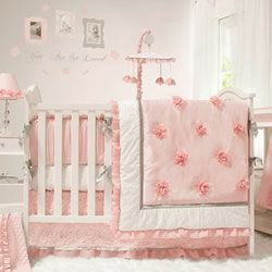 Arianna Cot Bedding Set