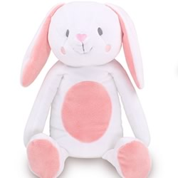 WIld Flower Bunny Plush Toy