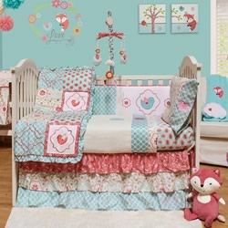 Mila Nursery Set