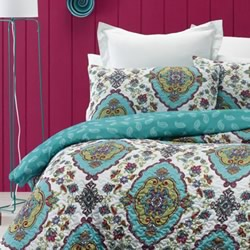 Glastonbury Quilt Cover Set