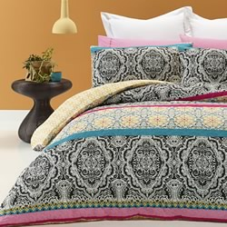 Swinton Quilt Cover Set