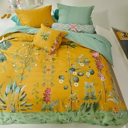 Babylon Yellow Quilt Cover Set