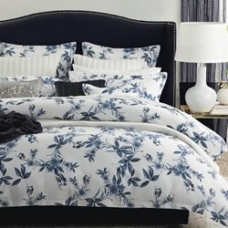 Acacia Blue Quilt Cover Set