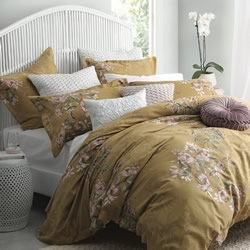 Kintori Gold Quilt Cover Set