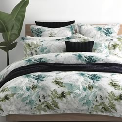 Oregon Pine Quilt Cover Set