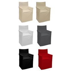 Alfresco Director Chair Covers Solid