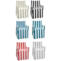 Alfresco Director Chair Covers Striped