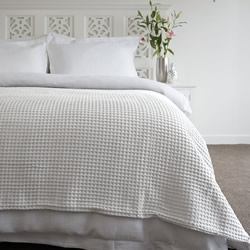 Ardent Super Soft Waffle Blanket