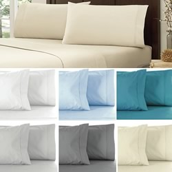 1000TC Jenny M Sallonger Cotton Rich Sheets