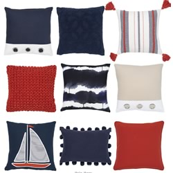 Ahoy Cushion Collection
